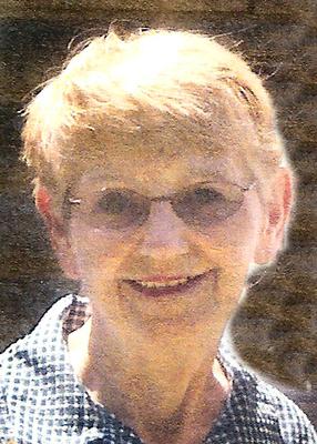 Elizabeth Betty M. Gerdy