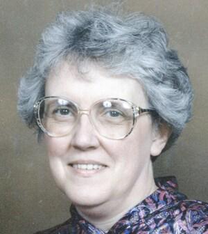 Imogene Louise States Pelton