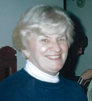 Doris Baker Wishart