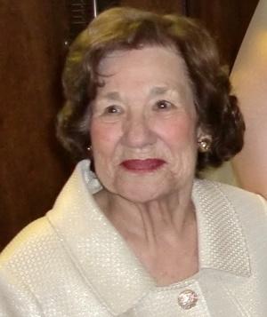 Marie Morgan