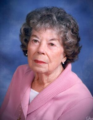 Nellie Jane Burkett