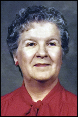 Carolyn Ruth Willett