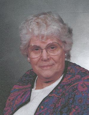 Mary Jane Patrick