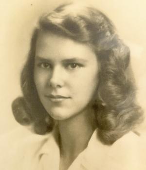 Joan Forester Dowds Hardin