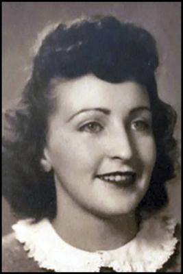 Pauline 'Poppy' May (Thurston) McEachern