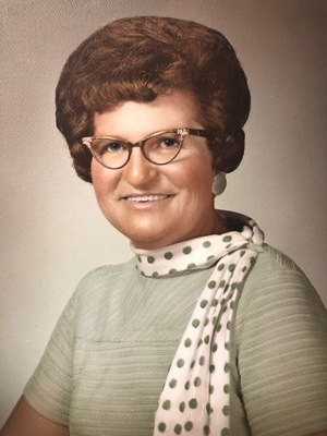 Bessie Elizabeth Carriger