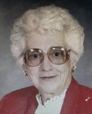 Hazel Harriger