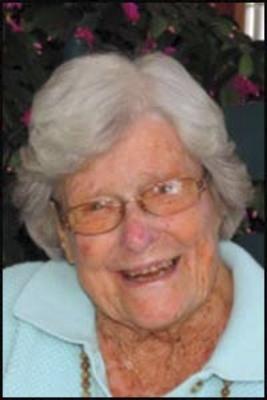 Joan R. Vaughan