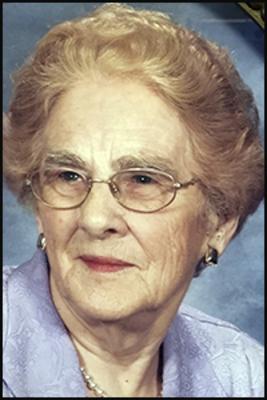Anna Glenice Hatt Thurston