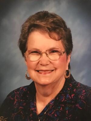 Mary Frances Gaskins