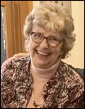 Ellen Patricia Weed