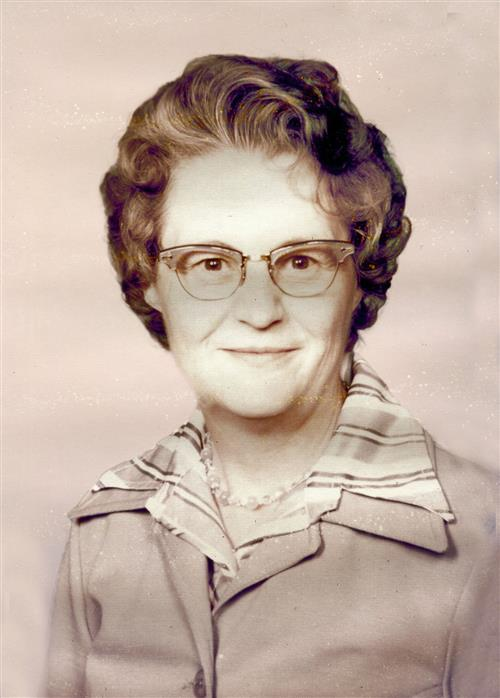 Nellie I. Wolgast