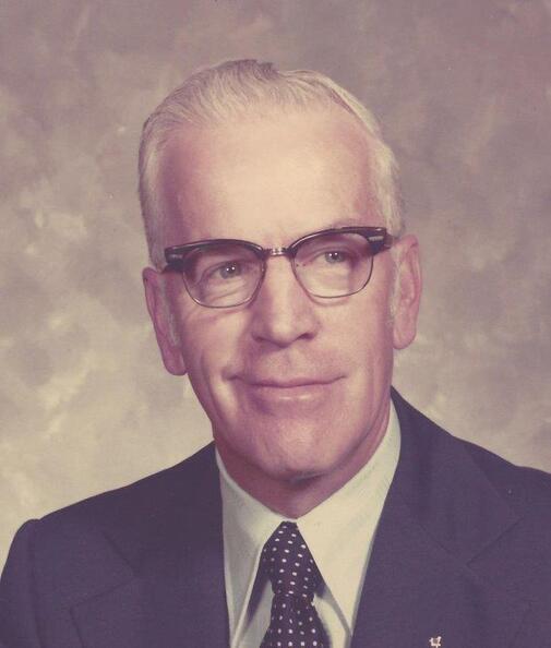 Reverend Orville L. Harvey