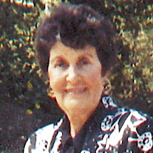 Donna Mae McCandless Edwards
