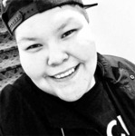 Cheyenne Dakota, Great White Wolf Woman  Sanderson