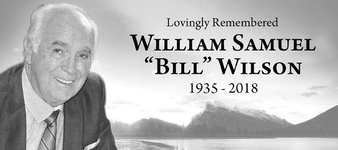 WILLIAM SAMUEL BILL  WILSON