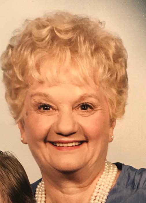 Arlene Betty Fisher