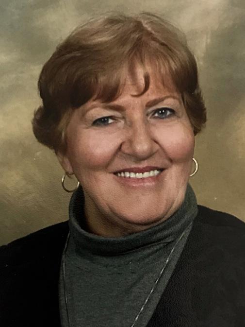 Veda Joanne Straub