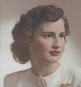 Dorothea Mae Geiger