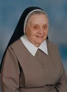 Sister Therese Martin sco