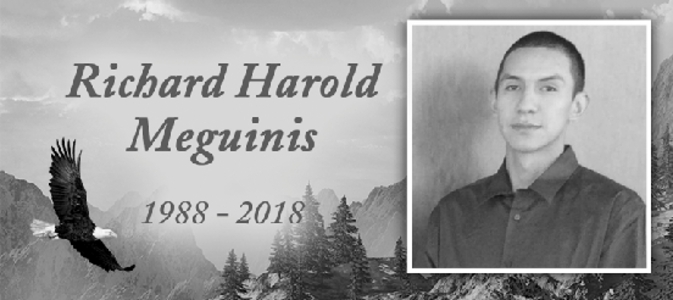 RICHARD HAROLD  MEGUINIS