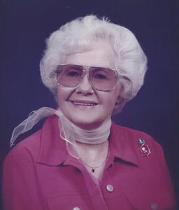 Elaine Lafern (Casity Wood) Yarbrough
