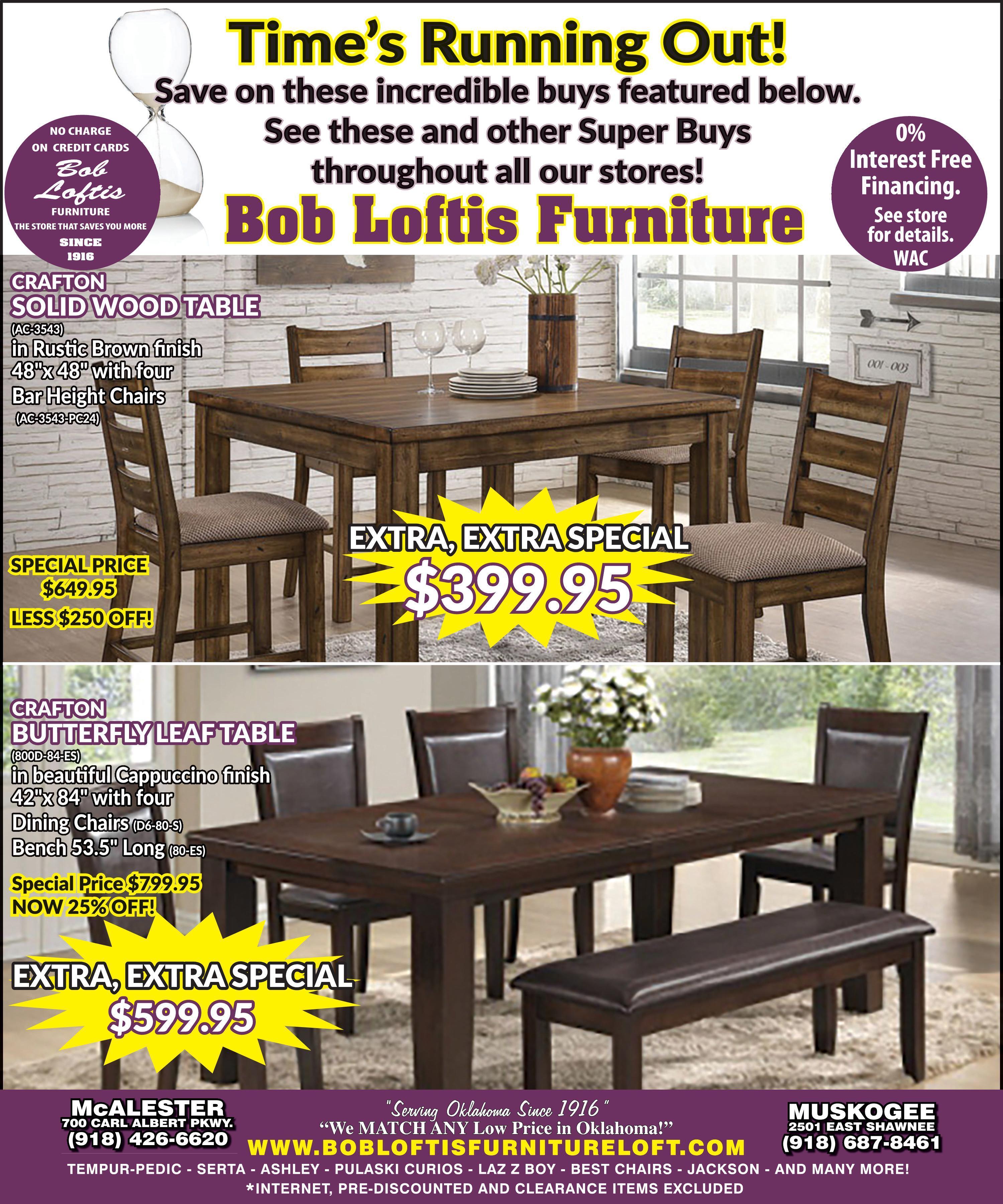 Merveilleux Bob Loftis Furniture. View Ad Details »
