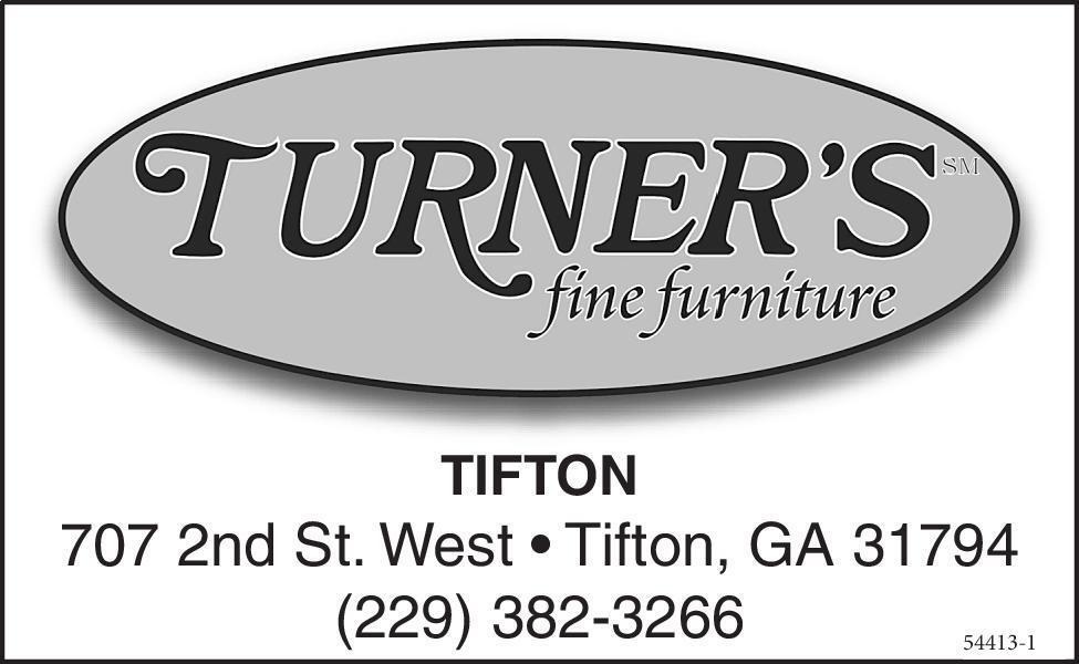 Attirant TURNERu0027S Fine Furniture