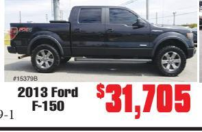 2013 Ford F 150 PRINCE AUTOMOTIVE GROUP
