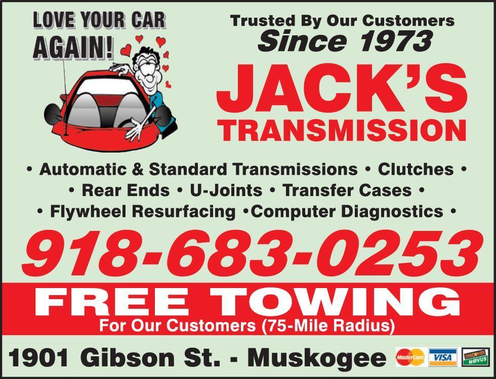 The Muskogee Phoenix | Newspaper Ads | Classifieds | Automotive ...
