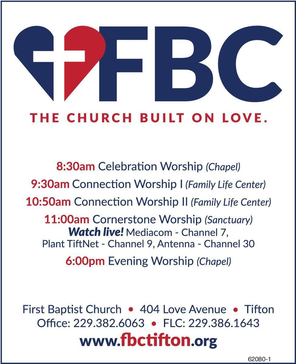 The tifton gazette newspaper ads classifieds community the the tifton gazette newspaper ads classifieds community the church built on love publicscrutiny Images