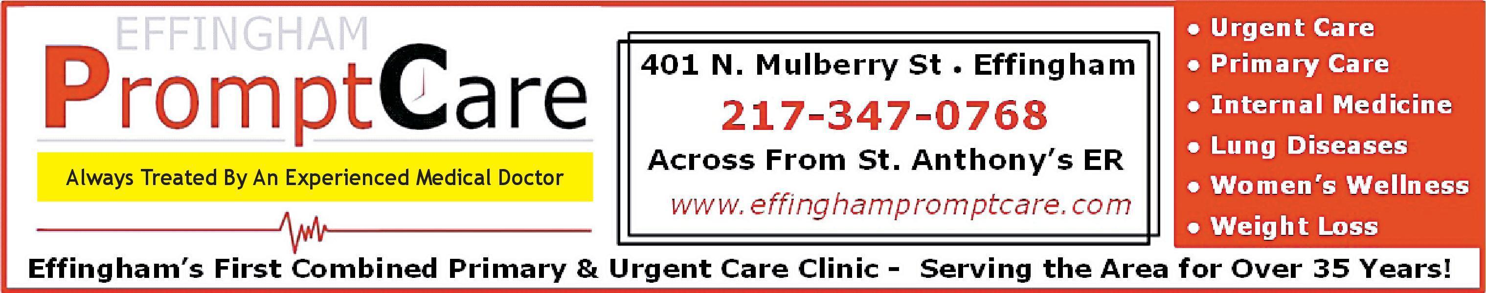 Effingham Daily News Newspaper Ads Classifieds Medical