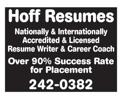 clinton herald classifieds employment resume writer career coach