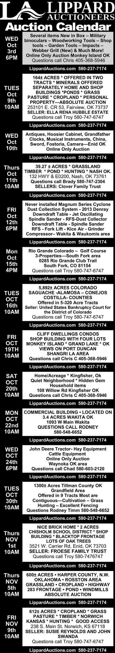 The Joplin Globe | Classifieds | Announcements