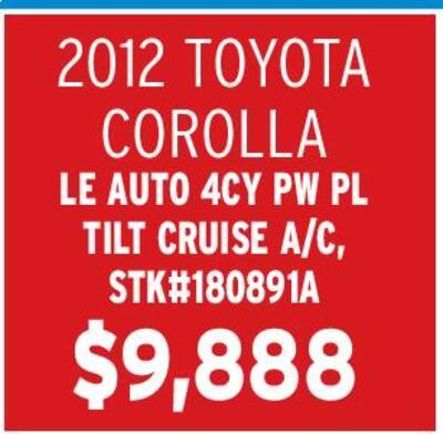 Atkinson Toyota Bryan >> The Huntsville Item Classifieds Dealer Special Autos