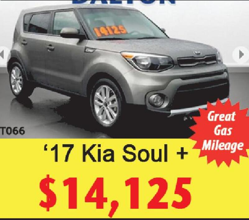 The Daily Citizen | Classifieds | Transportation | Kia Soul