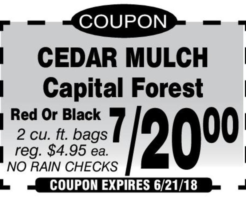 Niagara Gazette Classifieds Services Cedar Mulch Capital