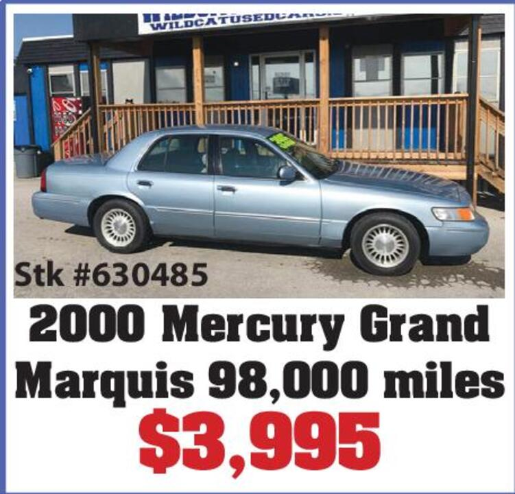 Record-Eagle | Classifieds | Dealer Special Autos | Mercury