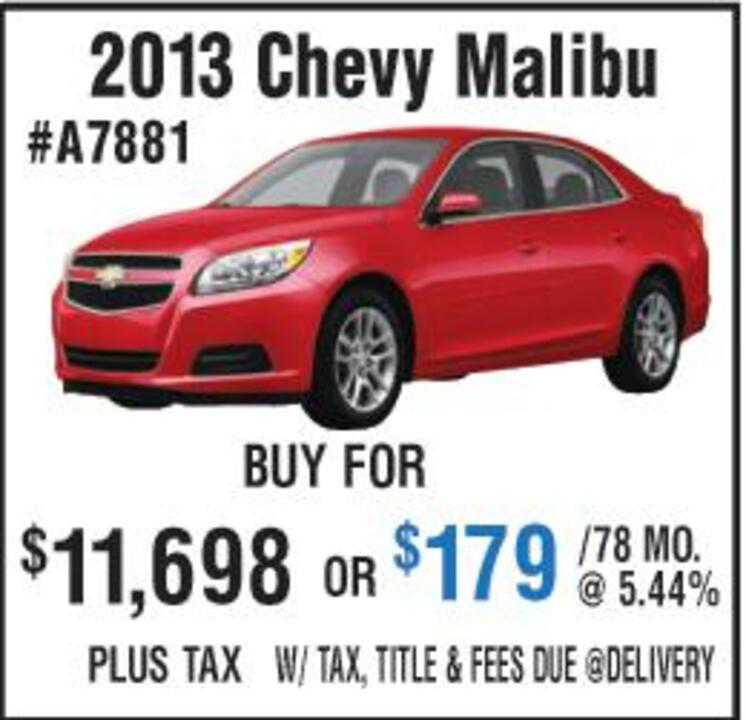 The Star Beacon Classifieds Transportation Chevy Malibu