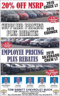 Greensburg Daily News   Newspaper Ads   Classifieds