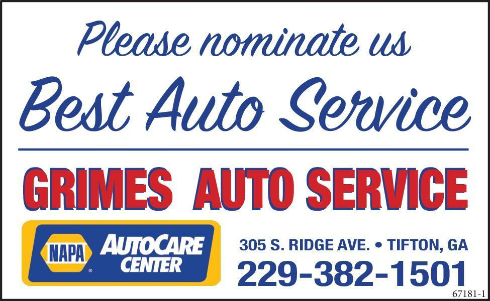 The Tifton Gazette| Newspaper Ads | Classifieds | Automotive