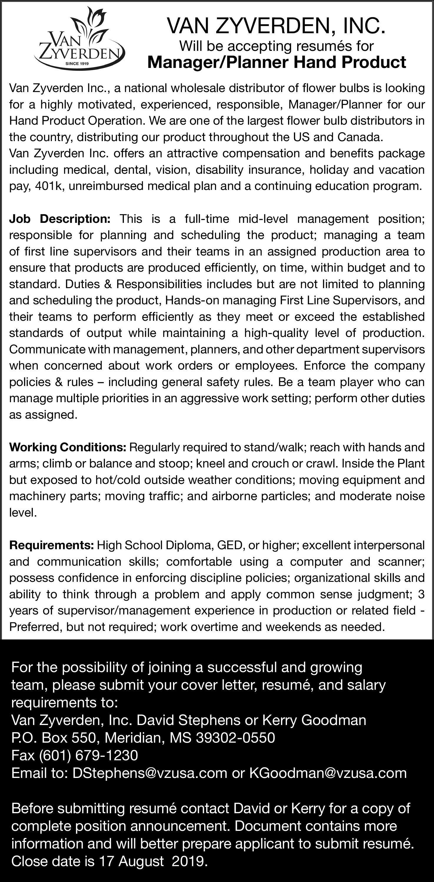 The Meridian Star | Newspaper Ads | Classifieds | Employment