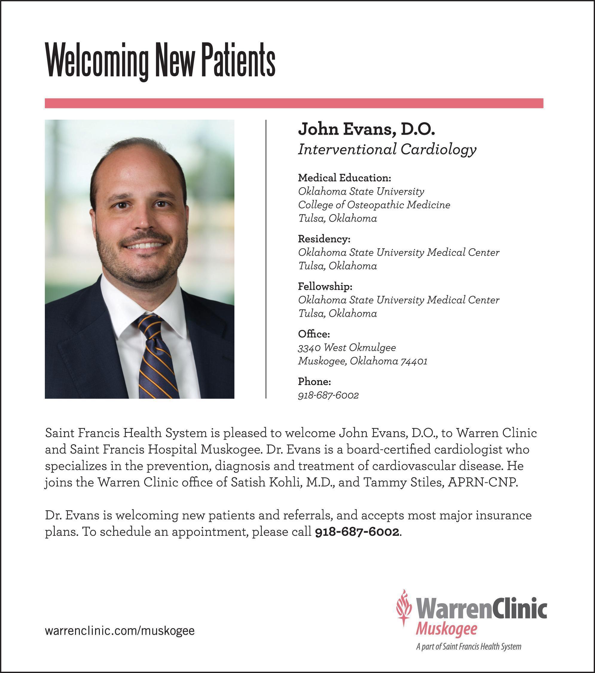 Warren Clinic Muskogee